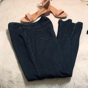 Hue Skinny Jeans Small Denim Stretch